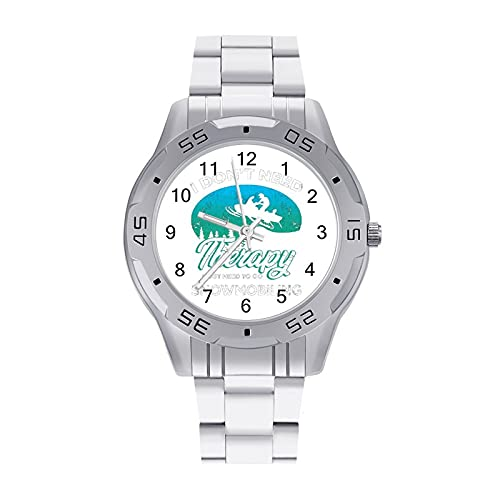 ビジネス スチールバンドウォッチ メンズ腕時計 スノーモービル ウオッチ ステンレスバンド クオーツムーブメント 時計バンド 男性腕時計 スポーツウオッチ 文字盤 クロノグラフ うで時計 スチールバンド