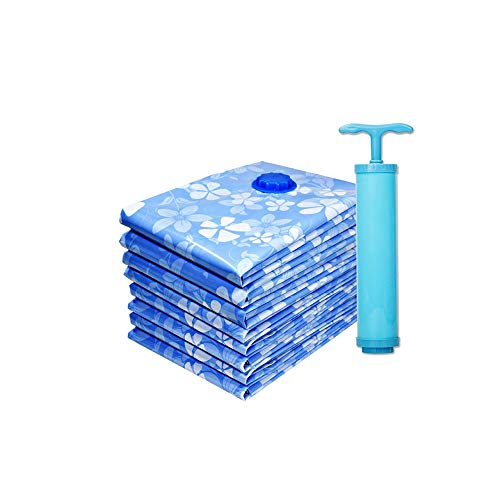 LDH Engrosada Bolsa de compresión vacío Grande de Almacenamiento de algodón Bolsa de Ropa Colcha de clasificación del Equipaje del Bolso Bolsa de Embalaje de Bombeo de la Bomba Conjunto de la Mano