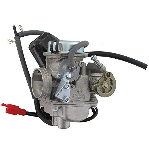 xfight de parts carburateur 24 mm complet 333 CVK HL IC pd24j 4takt 125 cc Baotian bt125t de 2B2