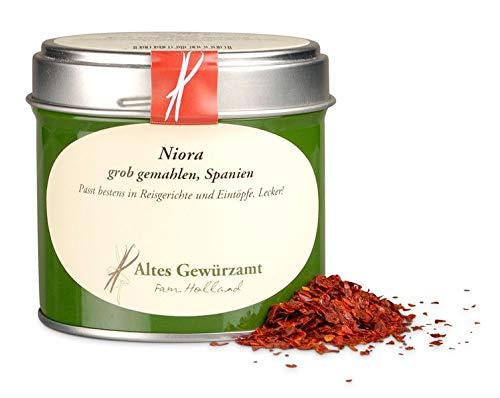 Altes Gewürzamt Niora gemahlen 60 g - Ingo Holland