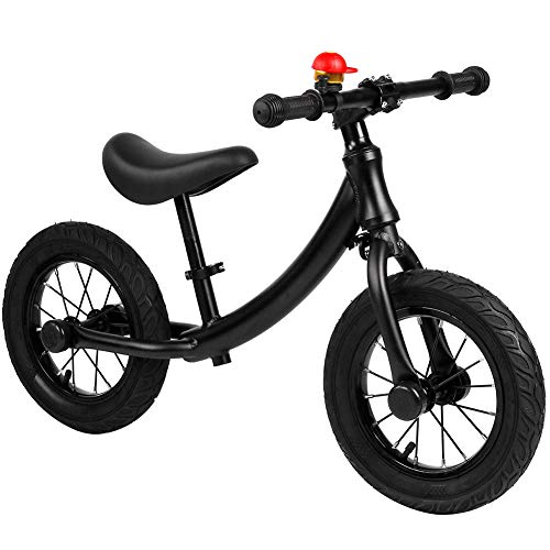 LLF Bicicletas sin Pedales, Bicicletas Sin Pedales para Niños, Bicicletas Sin Pedales De Aleación De Aluminio para Niños, Bicicletas Sin Pedales para Niños, Niños Y Niñas De 2 A 6 Años