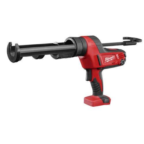 Milwaukee 2641-20 M18 18V Li-Ion Cordless Caulk/Adhesive Gun (Bare Tool) New