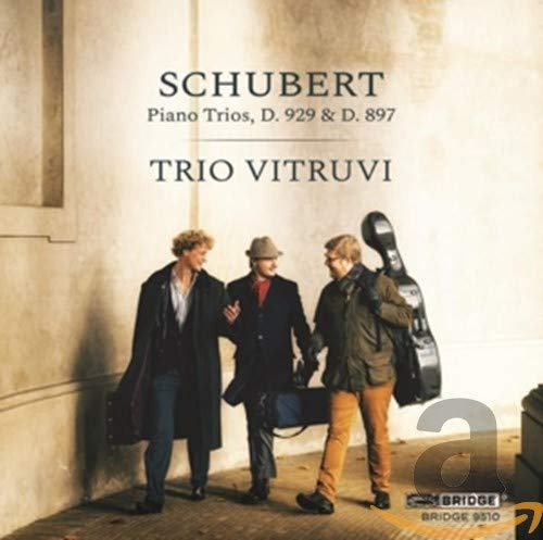 Schubert Piano Trios,d.929 & d.897