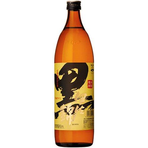 大口酒造 黒伊佐錦 25度 900ml