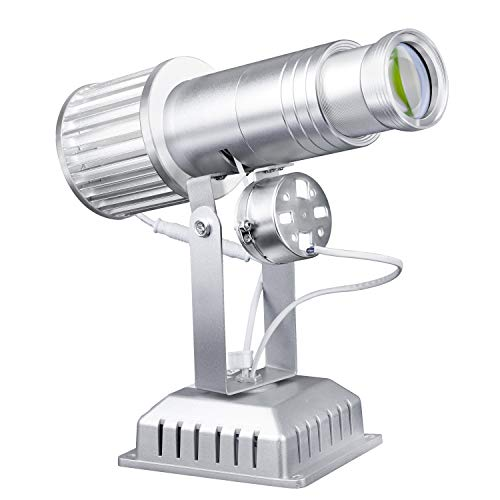 AHWZ Lámpara De Proyector GOBO 15W 25W 35W 50W Imagen De Proyector De