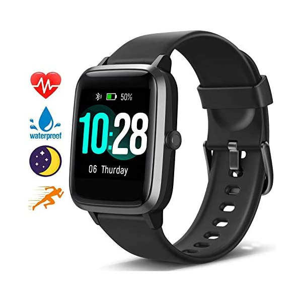 Fashion Shopping Blackview Smart Watch for Android Phones and iOS Phones, All-Day Activity Tracker