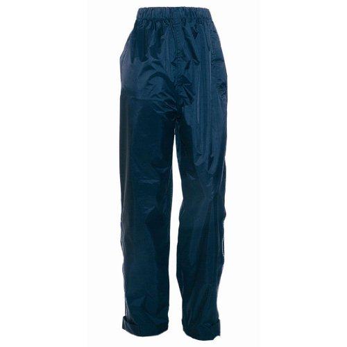 Pantalon de Pluie Harwich Unisexe Noir Taille XXL - XXL