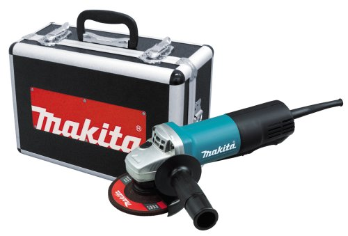 Makita 9557PBX 4-1/2-Inch Angle Grinder with...