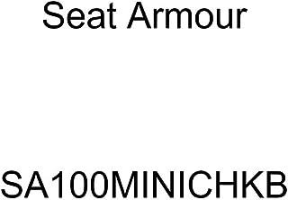 Seat Armour (SA100MINICHKB) Black 'Checkered British Flag' Seat Protector