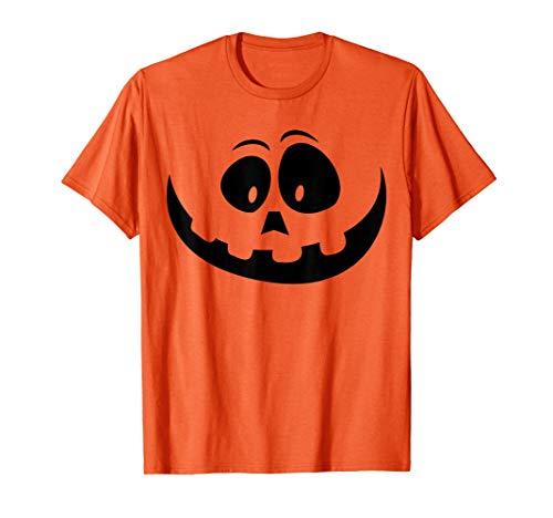Disfraz de calabaza de Halloween Camiseta