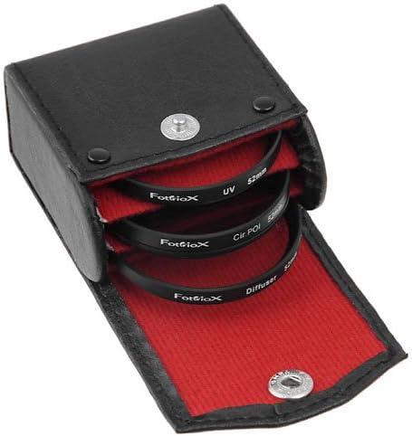 Soft Diffuser 49mm For Canon Nikon Pentax Sony Fotodiox Filter Kit Panasonic Camera Lenses. Circular Polarizer Olympus UV