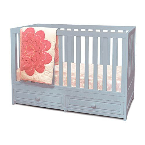 Athena AFG Marilyn 3-in-1 Convertible Crib and Changing table Product Image