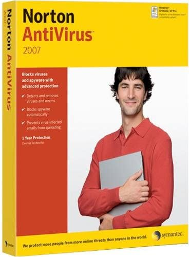 Superlatite Norton Antivirus 2007 3 Old Reservation User Version