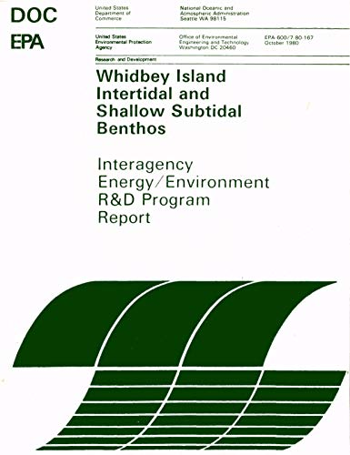 Whidbey Island Intertidal and Shallow Subtidal Benthos (English Edition)