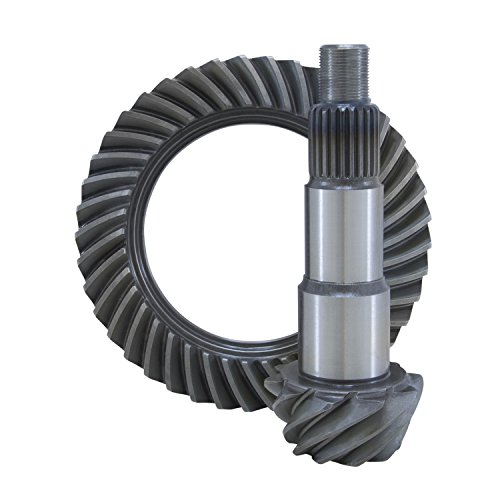 Yukon Gear & Axle (YG D30SR-411JK) High Performance Ring & Pinion Gear Set for Jeep JK Dana 30 Short Reverse Pinion Differential