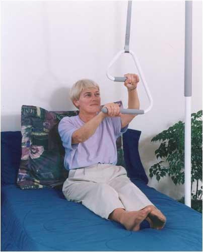 Healthcraft Super Pole with Super Trapeze