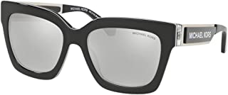 Michael Kors BERKSHIRES MK 2102 BLACK/SILVER 54/18/140 women Sunglasses