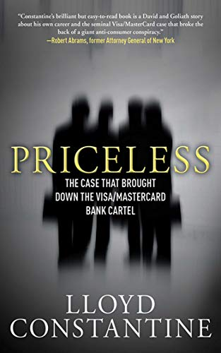 Priceless: The Case that Brought Down the Visa/MasterCard Bank Cartel (Rylee Adamson Book 1) (English Edition)