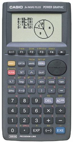 Casio FX-7400G Graphing Calcul
