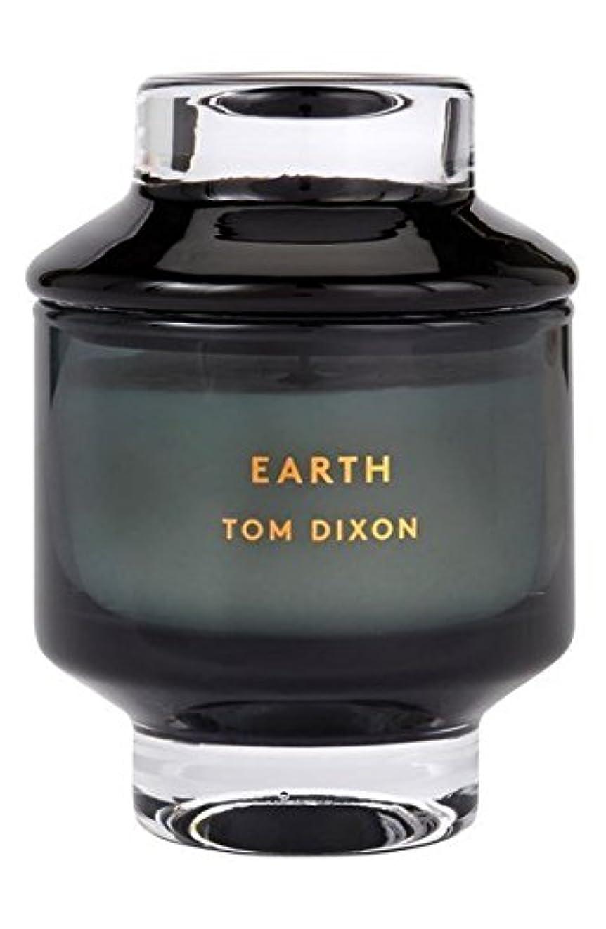 疑問を超えてタオル愛国的なTom Dixon 'Earth' Candle (トム ディクソン 'アース' キャンドル大)Large