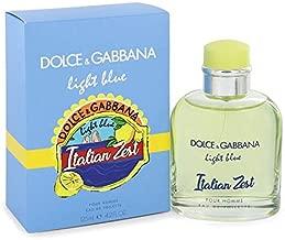 Lįght Blué Italían Zest Dolçè & Gàbbańa Cologne Men 3.3 oz Eau de Toilette Spray++Free JC-Sample