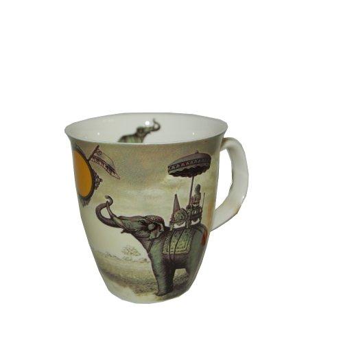 Tealogic Teebecher Sepia Elephant 0,35l