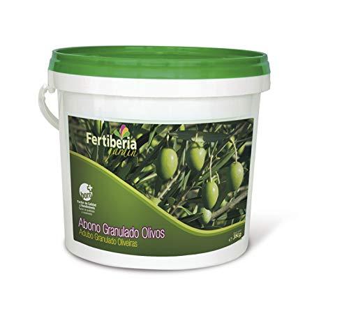 FERTIBERIA Abono granulado 3Kg para olivos