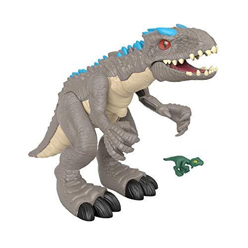 Imaginext- Indominus Rex Destructor de Jurassic World (Mattel GMR16)