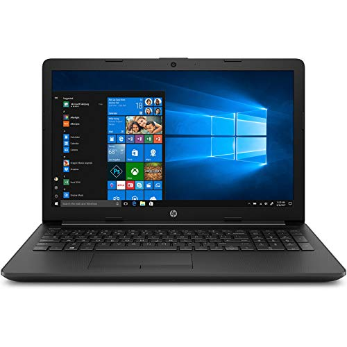 HP 15 Athlon Dual Core 15.6 inch Laptop (4 GB/1 TB HDD/Windows 10 Home/Jet Black/1.7 kg/with MS Office) 15-db1066AU
