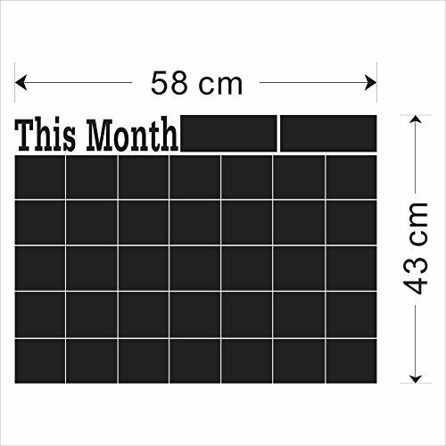 Anakiss Sticker b/éb/é /à bord pour voiture The Walking Dad 15 cm Noir
