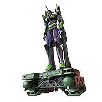 RG エヴァンゲリオン 汎用ヒト型決戦兵器 人造人間エヴァンゲリオン初号機DX 輸送台セット 色分け済みプラモデル