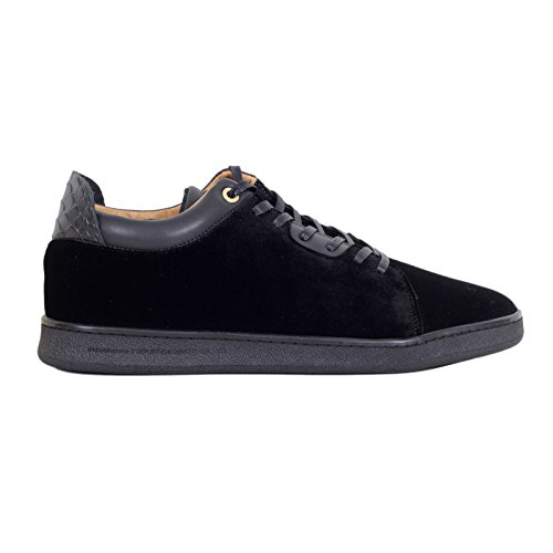 Android Homme Black Velvet Getty Low Formatori ANDR6242, Nero (Nero ), Taglia unica