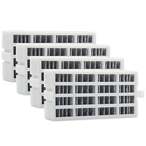 W10311524 4-PACK Air Filter Replacement for Whirlpool Refrigerator,...