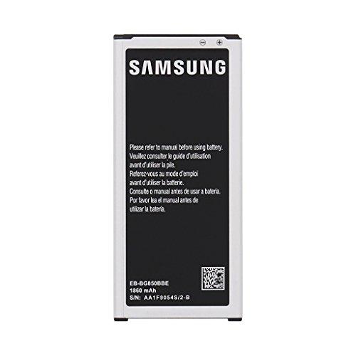 Samsung Handy-batteria ricaricabile adatto Galaxy Alpha 1860 mAh Bulk/OEM