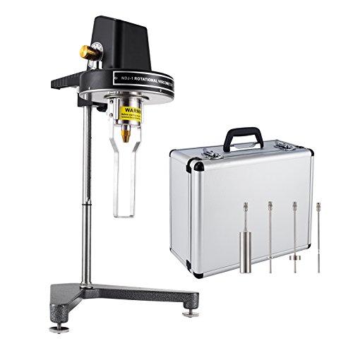 BananaB NDJ-1 Rotary viskosimeter 220V Viscosity tester 10-100000mpa.s viskosität messen Tester Viskositätsmessgerät