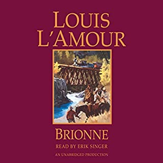 Brionne audiobook cover art