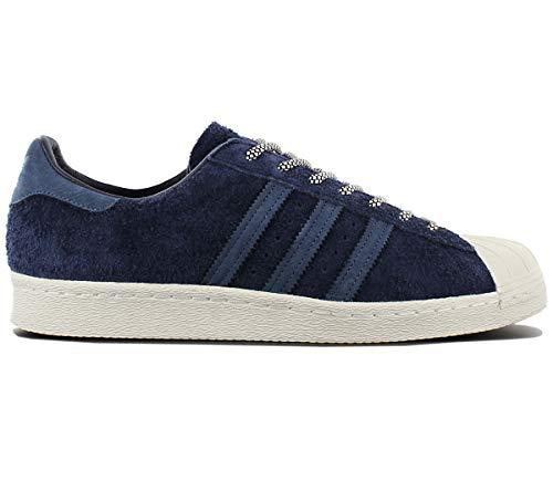 adidas Damen Sneaker Superstar S76723 blau 306407
