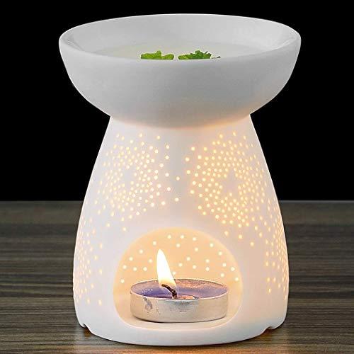 Ceramic Wax Candle Tart Burner Warmer