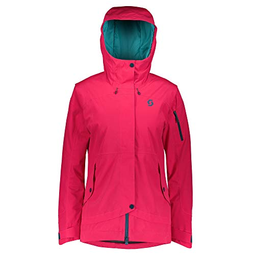 Scott Damen Skijacke W's Ultimate Dryo 40 Hibiscus red L