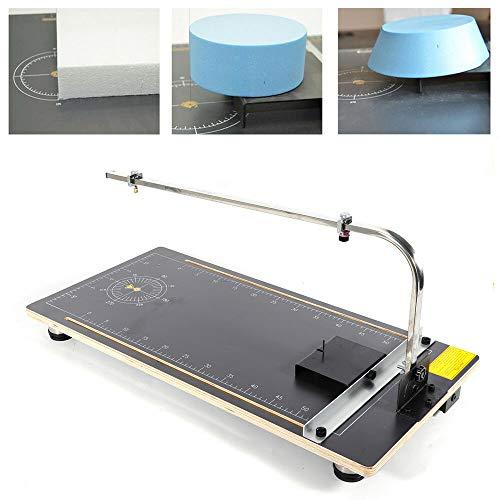 Zephyri Schneidemaschine, Elektrische Styroporschneidegerät Styroporschneider Heißdrahtschneider 30W