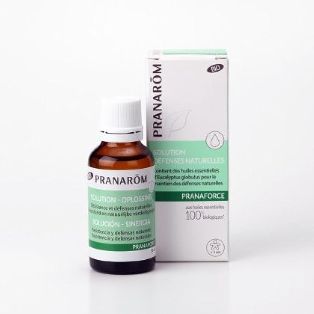 限界ヘロイン眠っているメディカルアロマのプラナロムが作った実践的ブレンド精油 プラナフォースローション