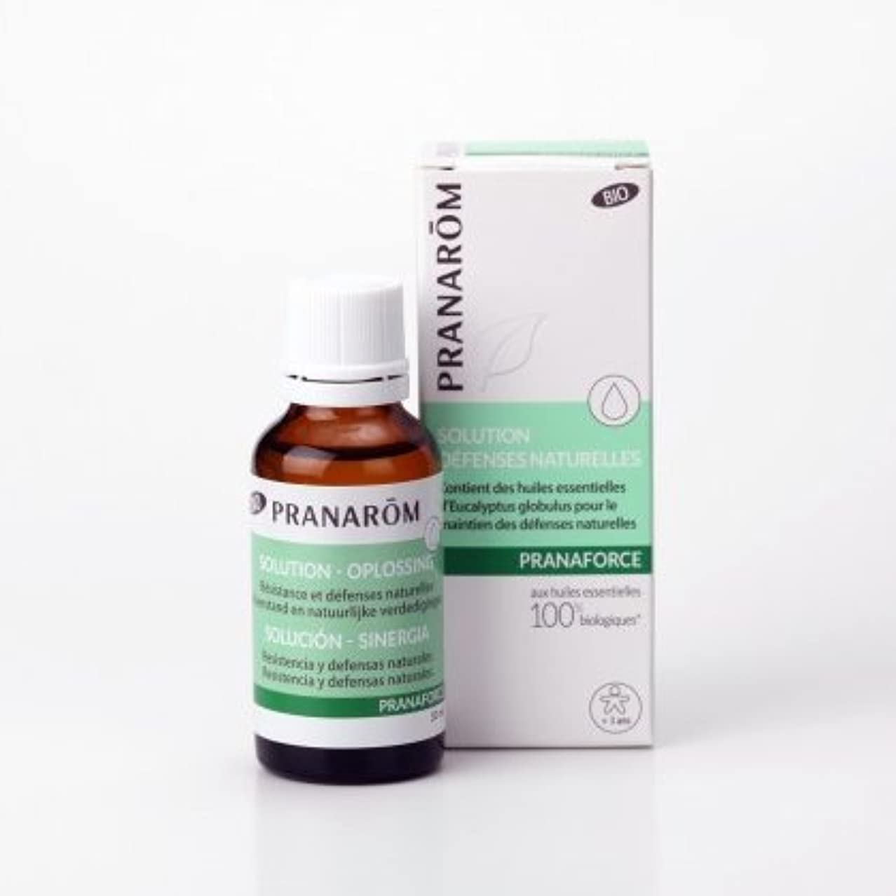 季節権限集めるメディカルアロマのプラナロムが作った実践的ブレンド精油 プラナフォースローション