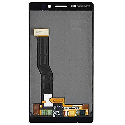 Nokia Spare Display LCD di Alta qualità + Touch Panel for Nokia Lumia 925 (Nero) Nokia Spare (Colore : Black)