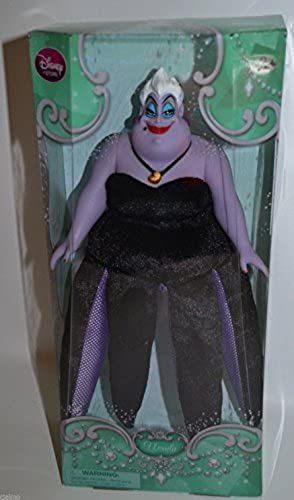 Disney The Little Mermaid Classic Doll Ursula 12 by Ursula