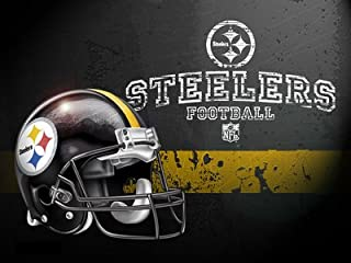 Pittsburgh Steelers 24X36 Banner Poster RARE #RWF329634