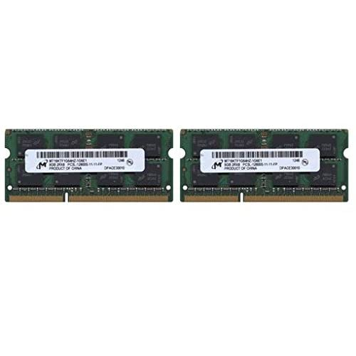 "NEW 16GB Memory SODIMM For MacBook Pro 17/"" 2.5GHz i7 2011 2x8GB"