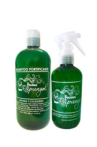 Shampoos Rapunzel marca LA POCIMA DE RAPUNZEL
