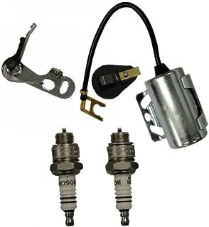 Ign kit inc. points, cond, rotor, plugs - John Deere - AT14468, JTTK1