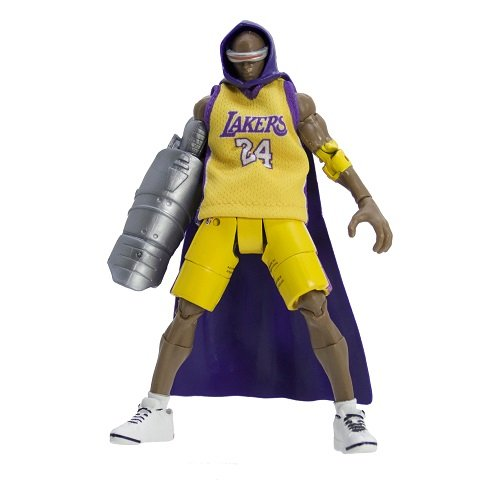 NBA Heroes Kobe Bryant Action Figure