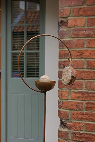 GAP Garden Products - Bowl and hook bird feeder
